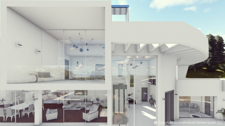 Individual Homes » 3D Architecture